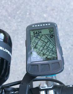 Schau mal, nur noch 542,4 km bis Oslo.