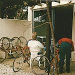 Da drehte sich alles ums Rad: Wohnung in Cavalaire sur Mer